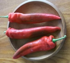 Southern Belle – superb sweet peppers