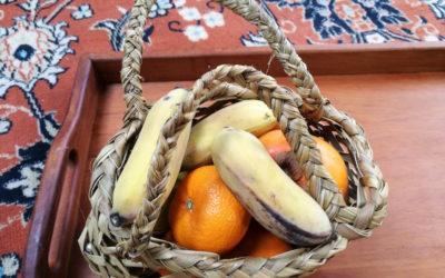 Bananas in winter