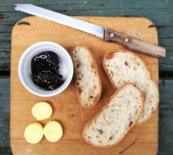 Bellefield butter