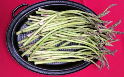 Asparagus: love it while it lasts