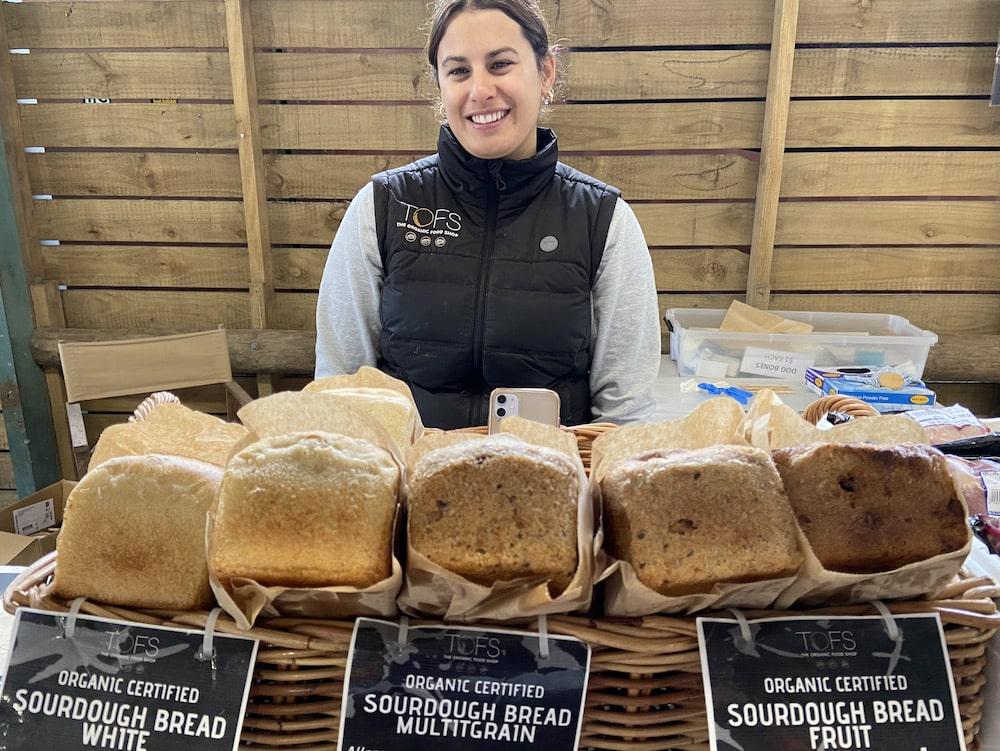 TOFs sourdough bread